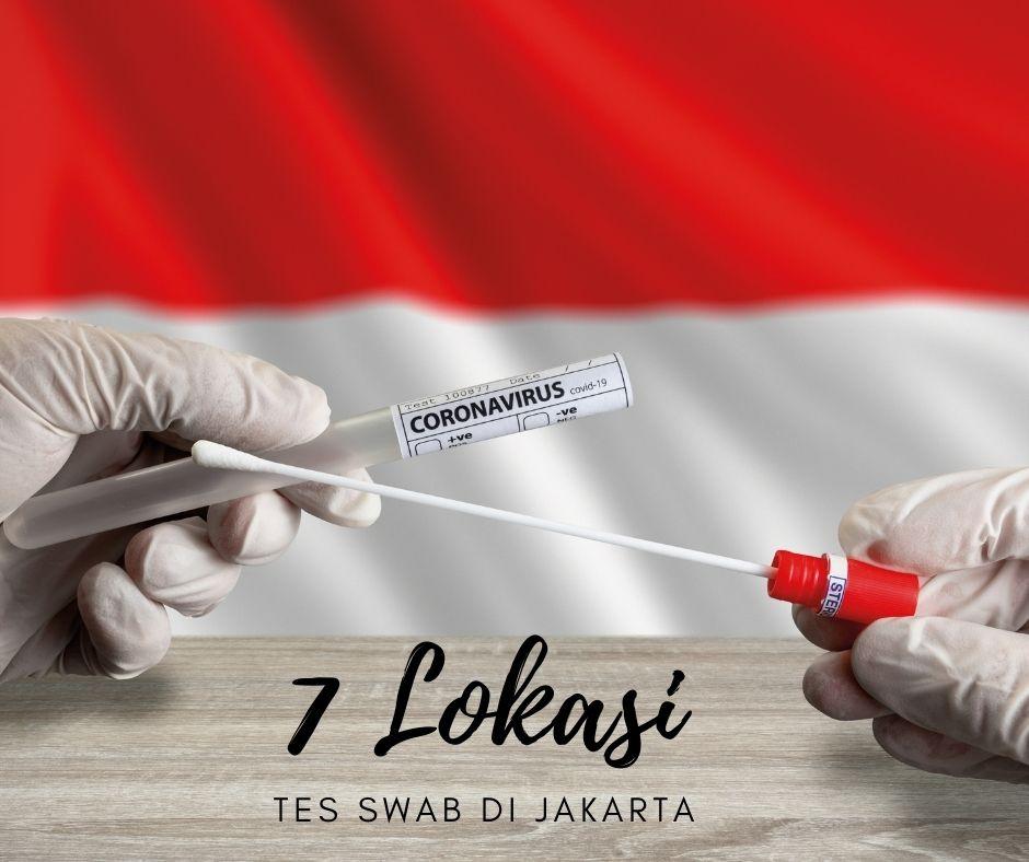 Tempat Swab di Jakarta